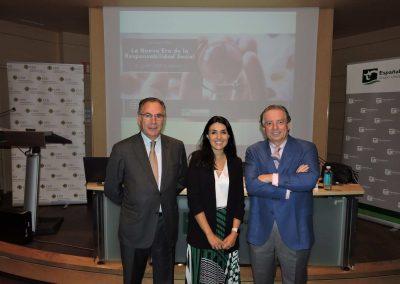 Conferencia inaugural Programa Ejecutivo en RSC a cargo de D. Juan José Almagro